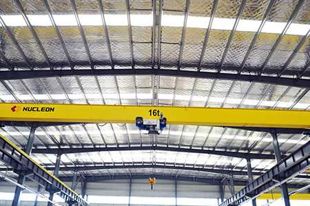 HD Electric Single Girder Overhead Crane