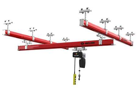 Nucleon KBK Light Duty Crane