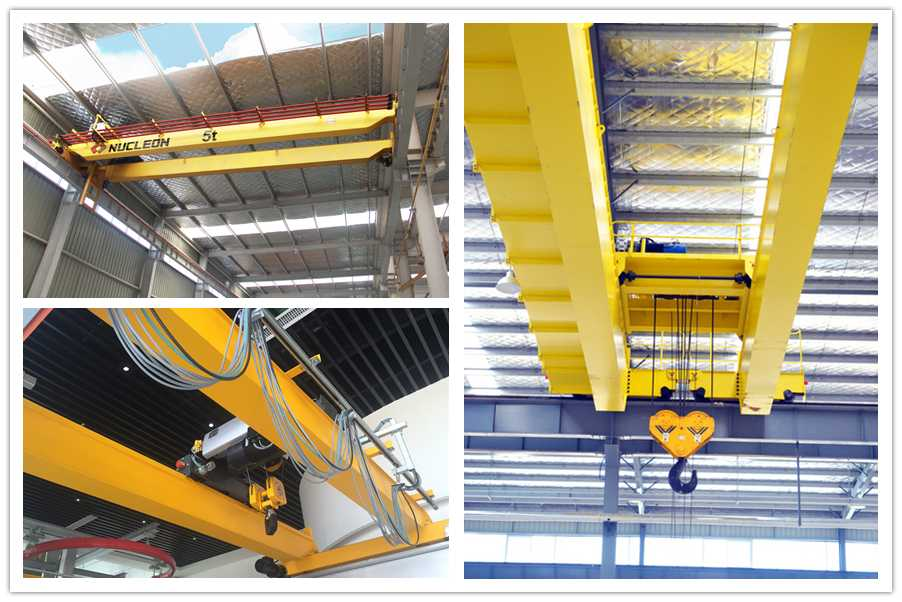 Nucleon NLH European Type Double Girder Overhead Crane.jpg