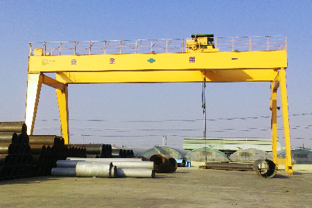 Nucleon MG Double Girder Gantry Crane